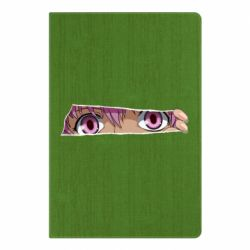 Блокнот А5 Anime girl peeping