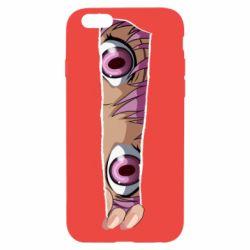Чохол для iPhone 6/6S Anime girl peeping