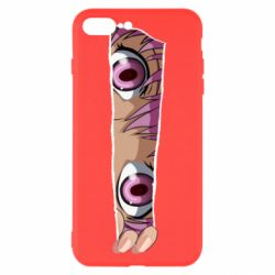 Чохол для iPhone 7 Plus Anime girl peeping