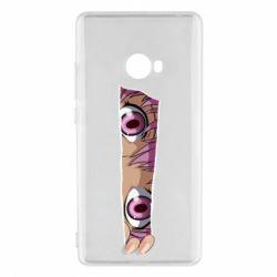 Чохол для Xiaomi Mi Note 2 Anime girl peeping
