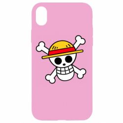 Чохол для iPhone XR Anime logo One Piece skull pirate