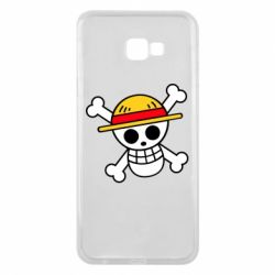 Чохол для Samsung J4 Plus 2018 Anime logo One Piece skull pirate