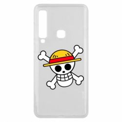 Чохол для Samsung A9 2018 Anime logo One Piece skull pirate