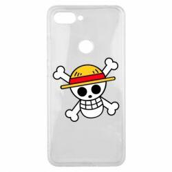 Чохол для Xiaomi Mi8 Lite Anime logo One Piece skull pirate
