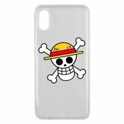 Чохол для Xiaomi Mi8 Pro Anime logo One Piece skull pirate