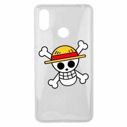 Чохол для Xiaomi Mi Max 3 Anime logo One Piece skull pirate