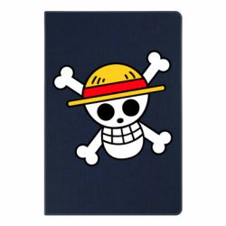 Блокнот А5 Anime logo One Piece skull pirate