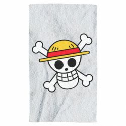Рушник Anime logo One Piece skull pirate