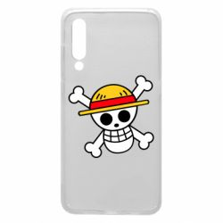 Чохол для Xiaomi Mi9 Anime logo One Piece skull pirate