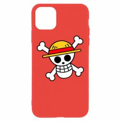 Чохол для iPhone 11 Anime logo One Piece skull pirate