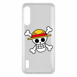 Чохол для Xiaomi Mi A3 Anime logo One Piece skull pirate