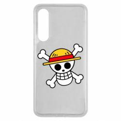 Чохол для Xiaomi Mi9 SE Anime logo One Piece skull pirate