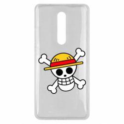 Чохол для Xiaomi Mi9T Anime logo One Piece skull pirate