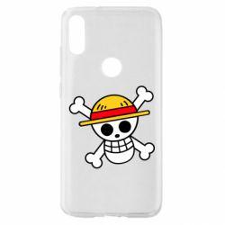 Чохол для Xiaomi Mi Play Anime logo One Piece skull pirate