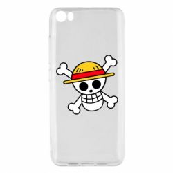 Чохол для Xiaomi Mi5/Mi5 Pro Anime logo One Piece skull pirate
