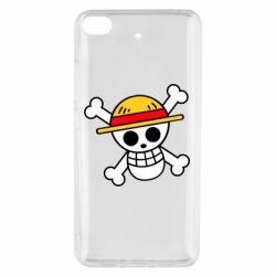 Чохол для Xiaomi Mi 5s Anime logo One Piece skull pirate