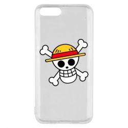 Чохол для Xiaomi Mi6 Anime logo One Piece skull pirate