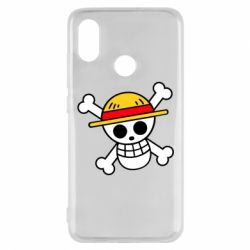 Чохол для Xiaomi Mi8 Anime logo One Piece skull pirate