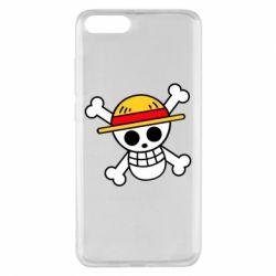 Чохол для Xiaomi Mi Note 3 Anime logo One Piece skull pirate