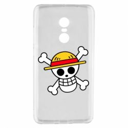 Чохол для Xiaomi Redmi Note 4 Anime logo One Piece skull pirate