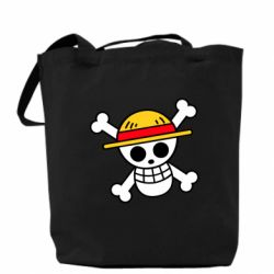Сумка Anime logo One Piece skull pirate