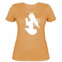 Женская футболка Anime Spice and Wolf