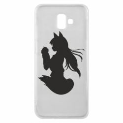 Чехол для Samsung J6 Plus 2018 Anime Spice and Wolf