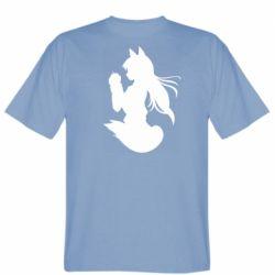 Мужская футболка Anime Spice and Wolf