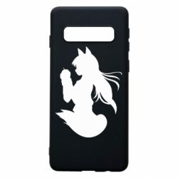 Чехол для Samsung S10 Anime Spice and Wolf
