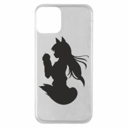 Чехол для iPhone 11 Anime Spice and Wolf