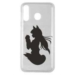 Чехол для Samsung M30 Anime Spice and Wolf