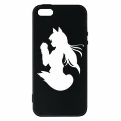 Чехол для iPhone5/5S/SE Anime Spice and Wolf