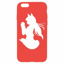Чехол для iPhone 6/6S Anime Spice and Wolf