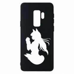 Чехол для Samsung S9+ Anime Spice and Wolf