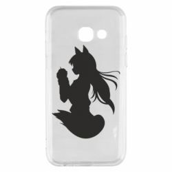 Чехол для Samsung A3 2017 Anime Spice and Wolf