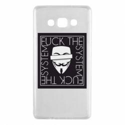 Чохол для Samsung A7 2015 Anonymous