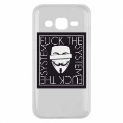 Чохол для Samsung J2 2015 Anonymous