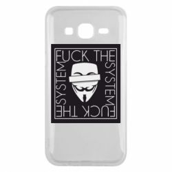 Чохол для Samsung J5 2015 Anonymous