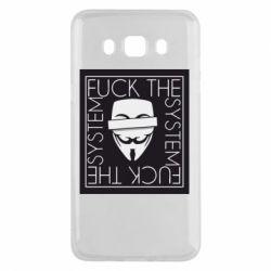 Чохол для Samsung J5 2016 Anonymous