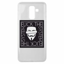 Чохол для Samsung J8 2018 Anonymous