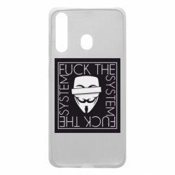 Чохол для Samsung A60 Anonymous