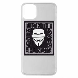 Чохол для iPhone 11 Pro Max Anonymous