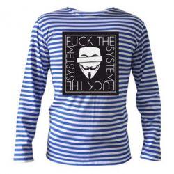 Тільник з довгим рукавом Anonymous