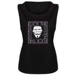 Майка жіноча Anonymous