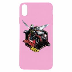 Чохол для iPhone X/Xs ANT MAN and the WASP MARVEL