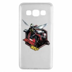 Чохол для Samsung A3 2015 ANT MAN and the WASP MARVEL