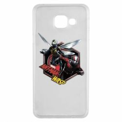 Чохол для Samsung A3 2016 ANT MAN and the WASP MARVEL