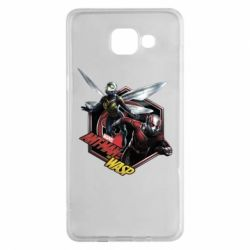 Чохол для Samsung A5 2016 ANT MAN and the WASP MARVEL