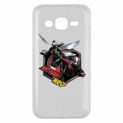 Чохол для Samsung J2 2015 ANT MAN and the WASP MARVEL