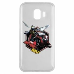 Чохол для Samsung J2 2018 ANT MAN and the WASP MARVEL